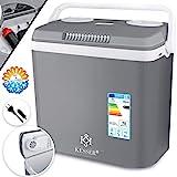 KESSER® 32 Liter Kühlbox   KÜHLT und WÄRMT   Thermo-Elektrische Kühlbox 12 Volt und 230 Volt  ...