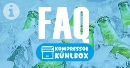Wie wird eine Kompressor Kühlbox betrieben?